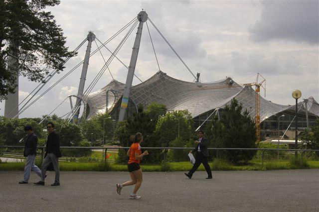 rekreacja w Olympia Park
