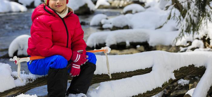Ferie zimowe zacznij od kupienia porządnej kurtki