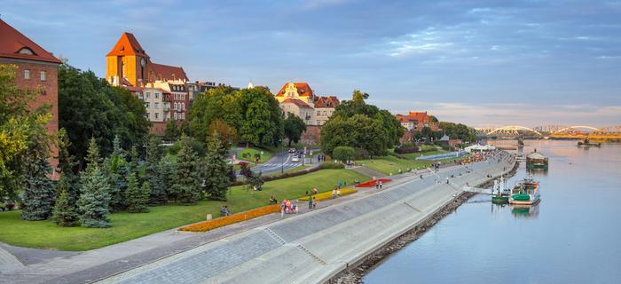 Toruń atrakcje - Stare Miasto