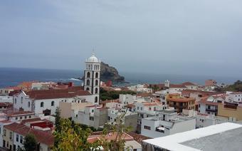 Panorama Garachico.